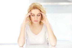 Curare il mal di testa con ozono terapia