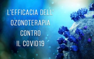 L'efficacia dell'ozonoterapia contro il covid19