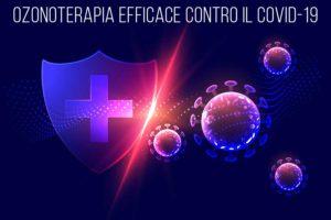 ozonoterapia cura efficace contro il covid19